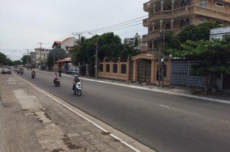 Cho thuê đất Trần Phú