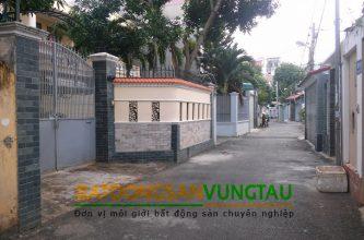 Cho thuê biệt thự Vũng Tàu
